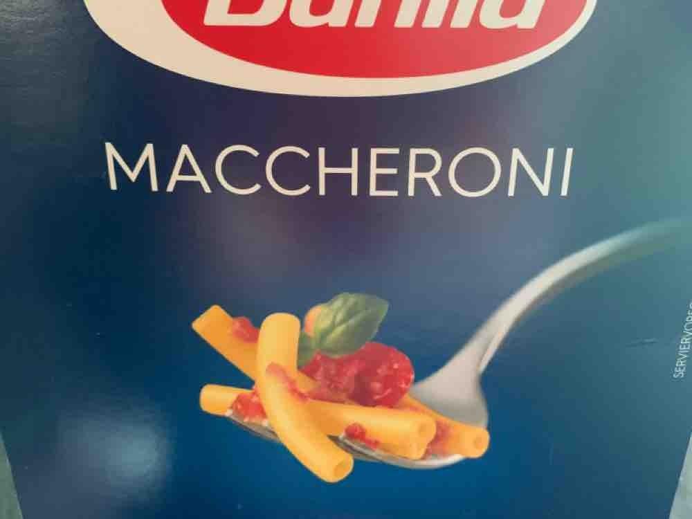 Maccheroni, ungekocht von cat1968   Hochgeladen von: cat1968