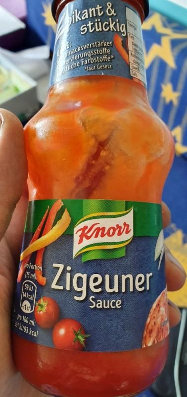 Zigeuner Sauce von Simsala | Hochgeladen von: Simsala