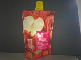 Apfel-Erdbeermus, Apfel, Erdbeer   Hochgeladen von: elise