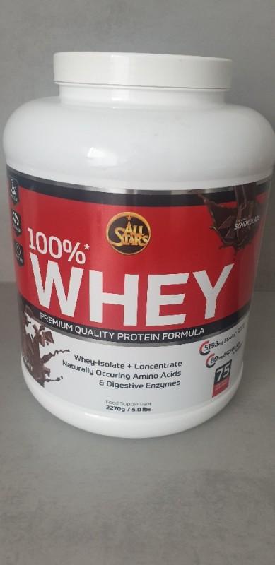 100% Whey, Schokolade von ElmoBraak | Hochgeladen von: ElmoBraak