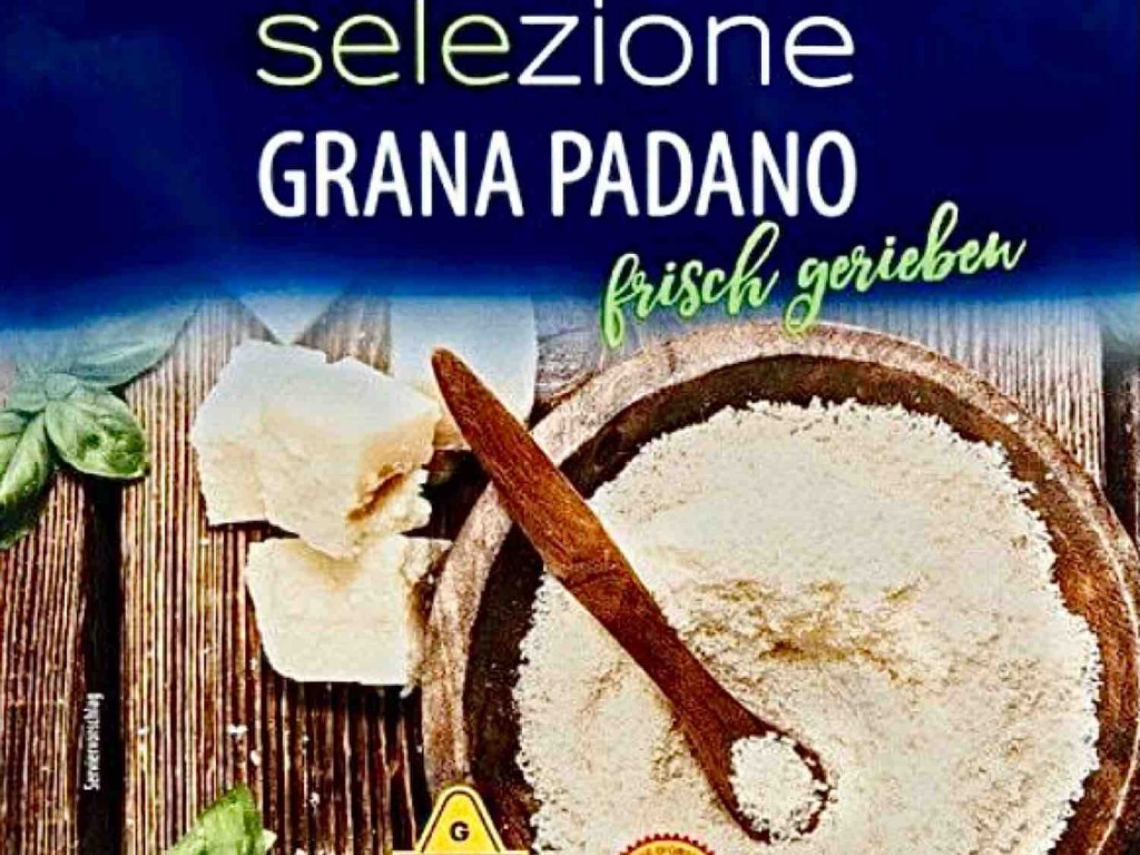 GRANA PADANO, frisch gerieben von Alexander Härtl | Hochgeladen von: Alexander Härtl