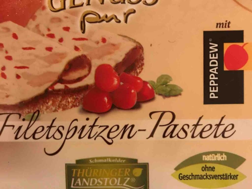 Filetspitzen-Pastete mit Peppadew von stefanie0410   Hochgeladen von: stefanie0410