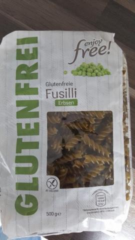 Glutenfreie Fusilli Erbse   Hochgeladen von: chilly03