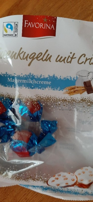 Pralinenkugeln mit Crisp, Milchschokolade von shorty65   Hochgeladen von: shorty65