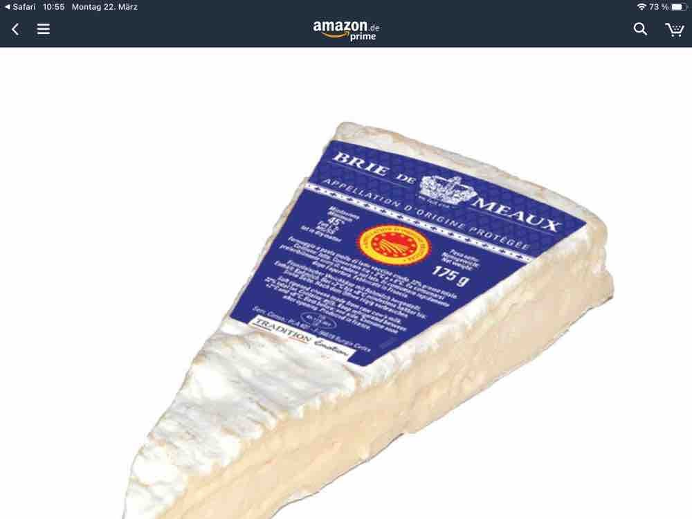 Brie de Meaux A.O.P von molli18 | Hochgeladen von: molli18