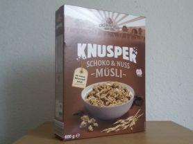 Knusper Müsli, Schoko & Nuss | Hochgeladen von: nouseformysoul