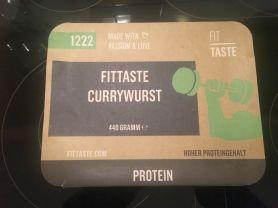 Fittaste Currywurst 1301 Verpackung  | Hochgeladen von: TomKiwi
