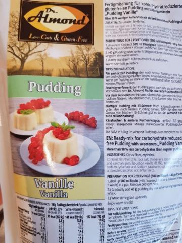 Vanillepudding, 1:1 Sahne u. Wasser von gaxelia | Hochgeladen von: gaxelia