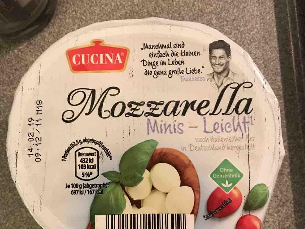 Mozzarella, minis- leicht von carmen640 | Hochgeladen von: carmen640