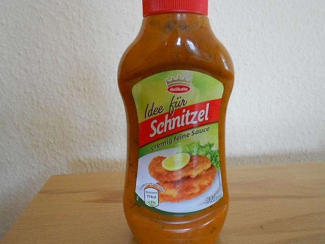 Fotos und Bilder von Saucen, Dressing, Idee für Schnitzel, cremig ...