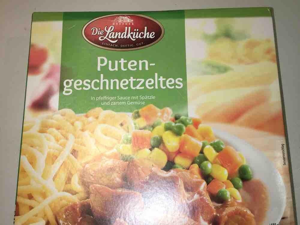 Höffner, die Landküche, Putengeschnetzeltes, mit Spätzle und zartem ...