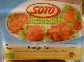 Soto, Energie-Taler, vegan, Gemüse Tofu   Hochgeladen von: Highspeedy03