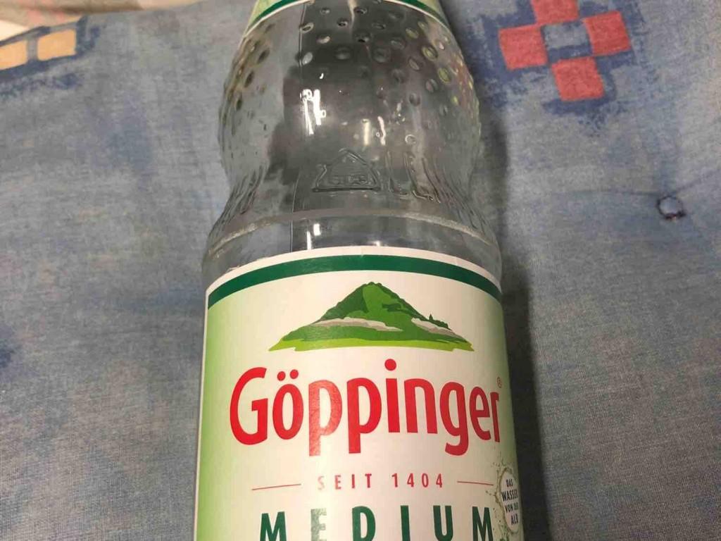 Mineralwasser Göppinger Medium  von PoeticPixels | Hochgeladen von: PoeticPixels