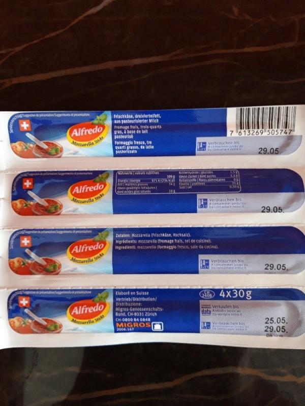 Mozzarella Sticks Alfredo von Golestan   Hochgeladen von: Golestan