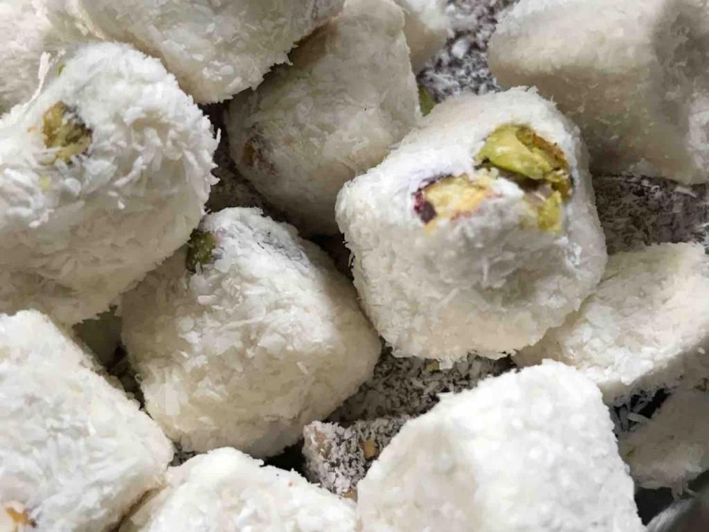 Turkish Delight Lokum mixed nuts von Pesaro   Hochgeladen von: Pesaro