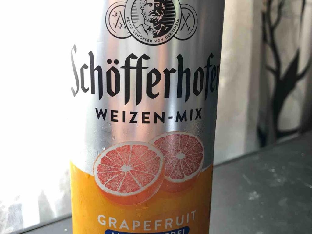 Weizen-Mix, Grapefruit von Kuestengoere   Hochgeladen von: Kuestengoere