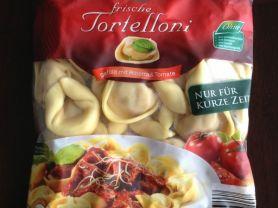 Frische Tortelloni, Ricotta & Tomate, Ricotta & Toma | Hochgeladen von: einmalig