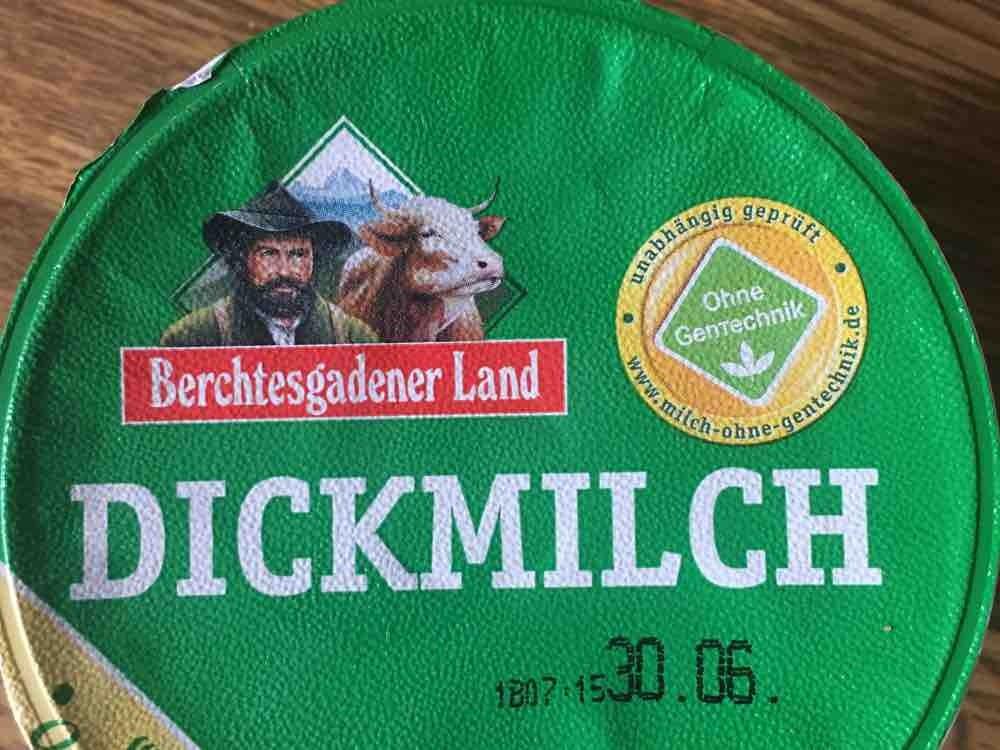 Dickmilch, naturmild, 3,5% Fett von Frank79 | Hochgeladen von: Frank79