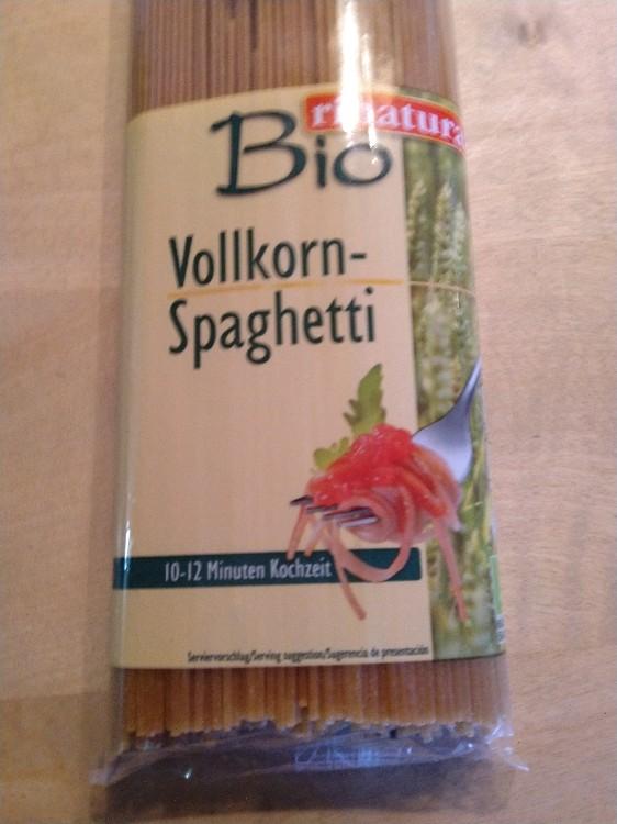 Vollkorn-Spaghetti von hexen | Hochgeladen von: hexen