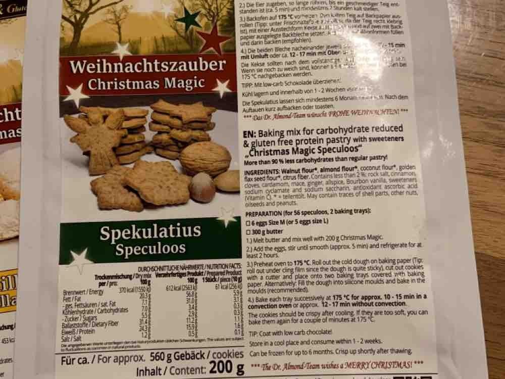 Weihnachtszauber Spekulatius von andi1992   Hochgeladen von: andi1992
