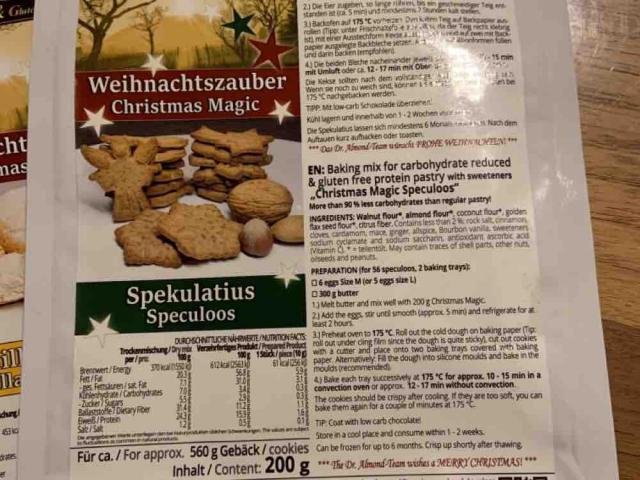 Weihnachtszauber Spekulatius von andi1992 | Hochgeladen von: andi1992