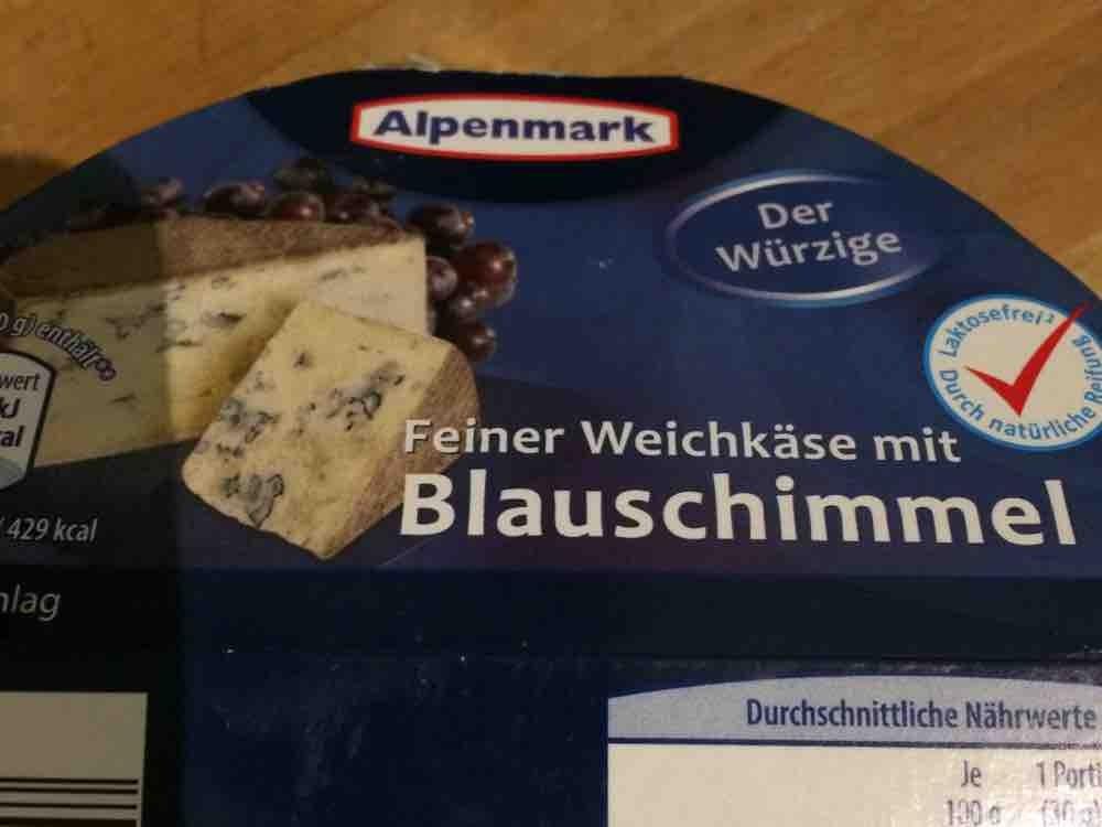 Dänischer Weichkäse mit Blauschimmel von bini1410 | Hochgeladen von: bini1410