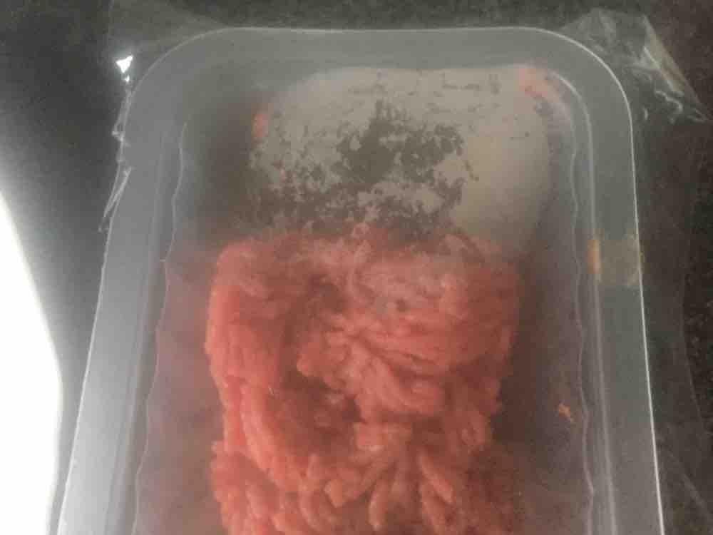 Tatar (Schabefleisch), frisch von Christa1712 | Hochgeladen von: Christa1712