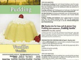 Dr Almond Low Carb Pudding, Vanille   Hochgeladen von: lillitraeumerin