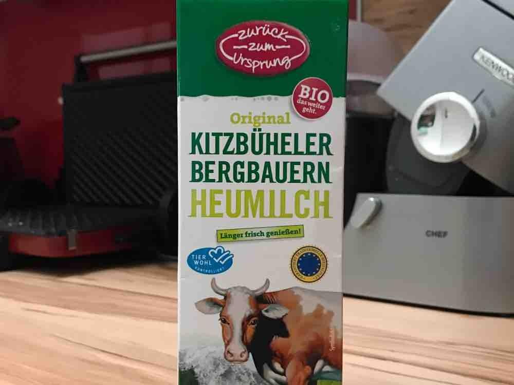 Kitzbüheler  Bergbauernmilch Länger Frisch von Berglmir   Hochgeladen von: Berglmir
