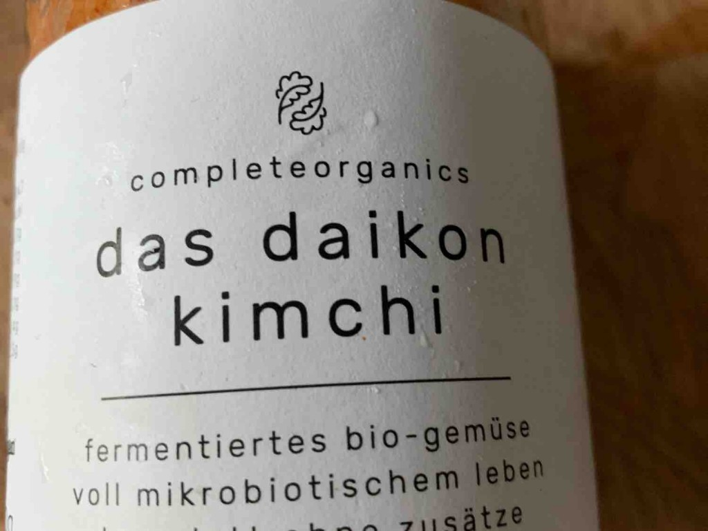 Daikon Kimchi  von birgitlandt | Hochgeladen von: birgitlandt