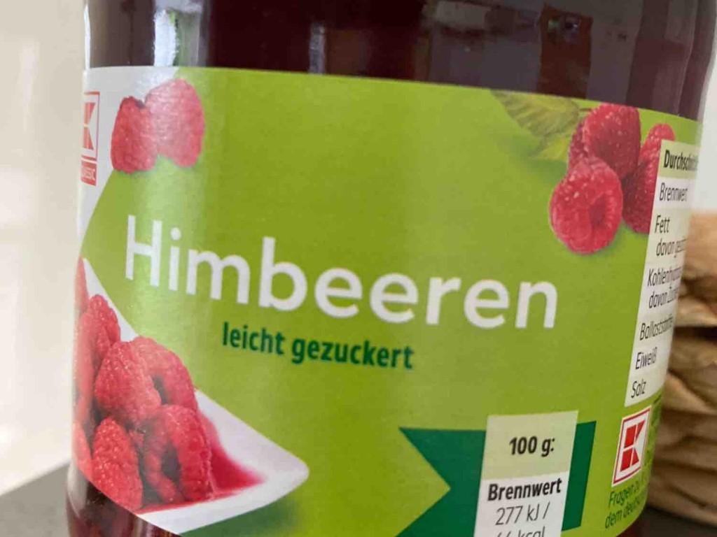 Himbeeren, leicht gezuckert von onft   Hochgeladen von: onft