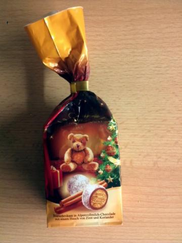 Weihnachts-Tradition Blätterkrokant Kugeln, Zimt   Hochgeladen von: begbie