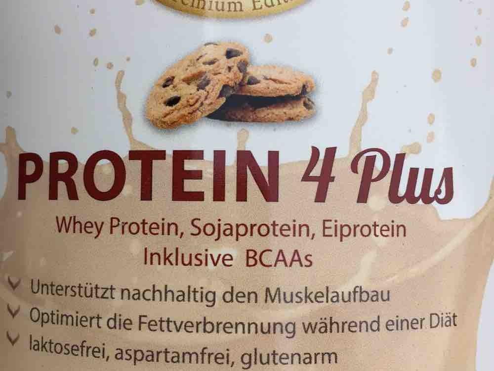 Protein 4 Plus , Whey Protein  von JezziKa | Hochgeladen von: JezziKa