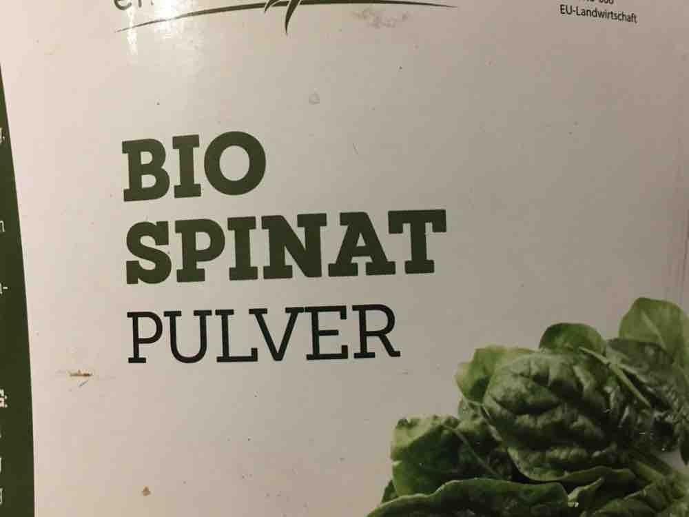 Bio Spinat Pulver von haeusseralexand427 | Hochgeladen von: haeusseralexand427