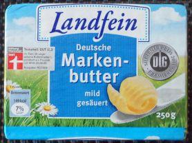 Deutsche Markenbutter, mild gesäuert | Hochgeladen von: SchwarzesGlühwürmchen