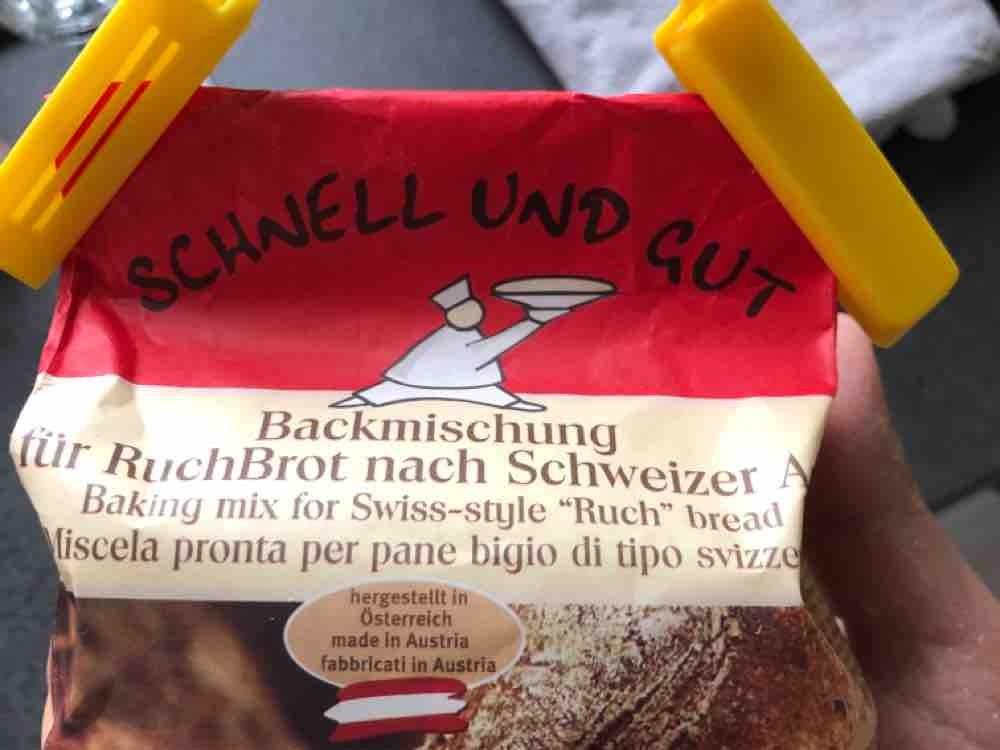 Ruchbrot, Nach Schweizer Art von prevstico | Hochgeladen von: prevstico