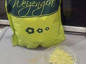 Weizengras Presslinge | Hochgeladen von: niggix
