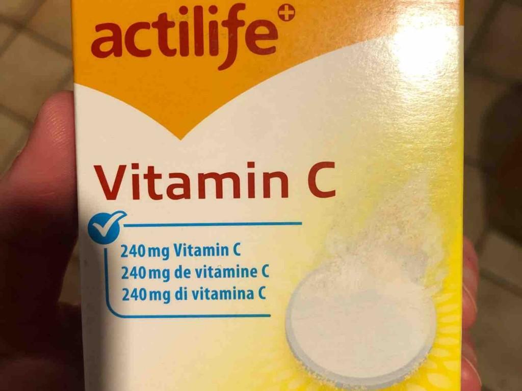 Actilife Vitamin C, Orange von Vagabund   Hochgeladen von: Vagabund