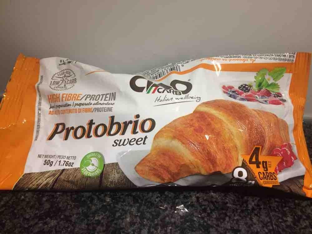 Ciao Carb ProtoBrio, Croissant dolce/sweet von prcn923   Hochgeladen von: prcn923