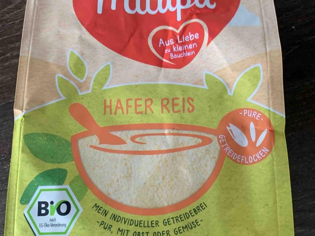 Hafer Reis Brei von GunnarSieg   Hochgeladen von: GunnarSieg