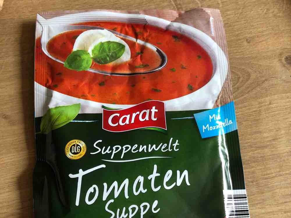 Tomatensuppe, mit Mozzarella von kanneleng | Hochgeladen von: kanneleng