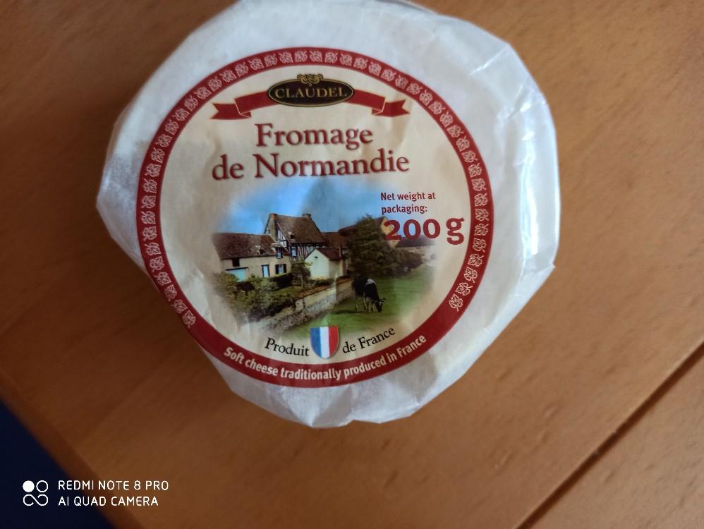 Fromage de Normandie Claudel von achim.doerner | Hochgeladen von: achim.doerner