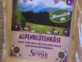 Senner Alpenblütenkäse 50% i. Tr.   Hochgeladen von: mib2talk