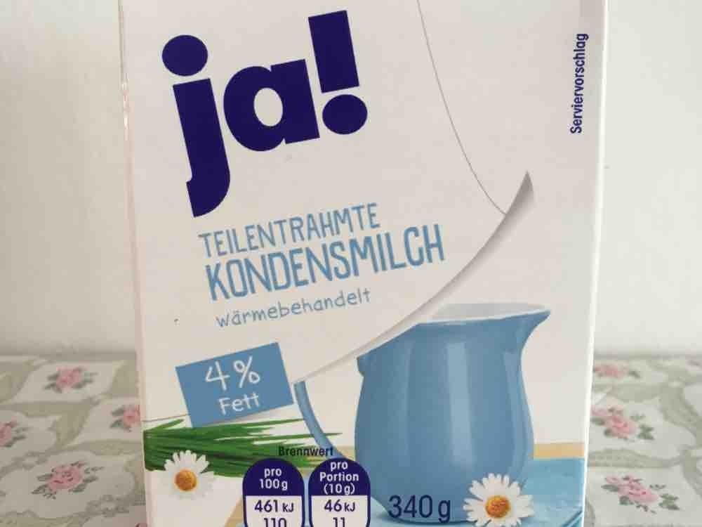 Kondensmilch 4% Fett von Jokerz | Hochgeladen von: Jokerz