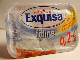 Exquisa Frischkäse Fitline 0,2%, natur | Hochgeladen von: maeuseturm