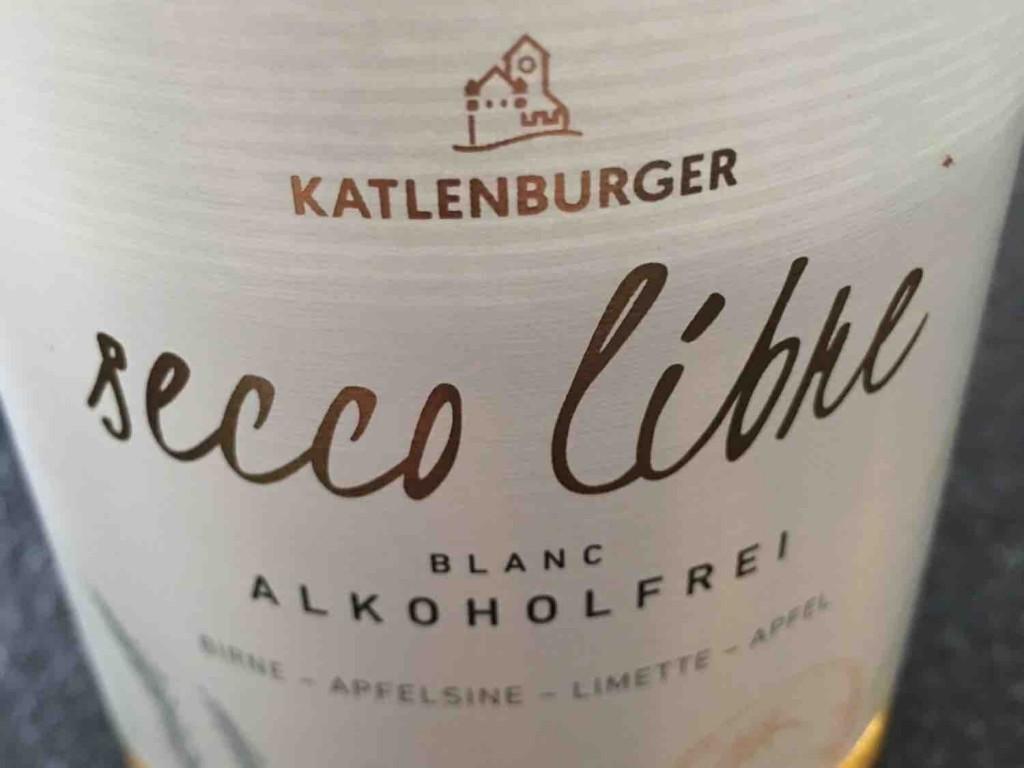 Seco libre , alkoholfreier Sekt  von Coercion | Hochgeladen von: Coercion
