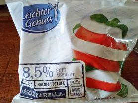 Mozarella 8,5% Fett i. Tr., Käse | Hochgeladen von: Sabine34Berlin