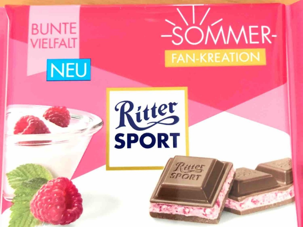Ritter Sport Himmlische Beere von Muxxer | Hochgeladen von: Muxxer