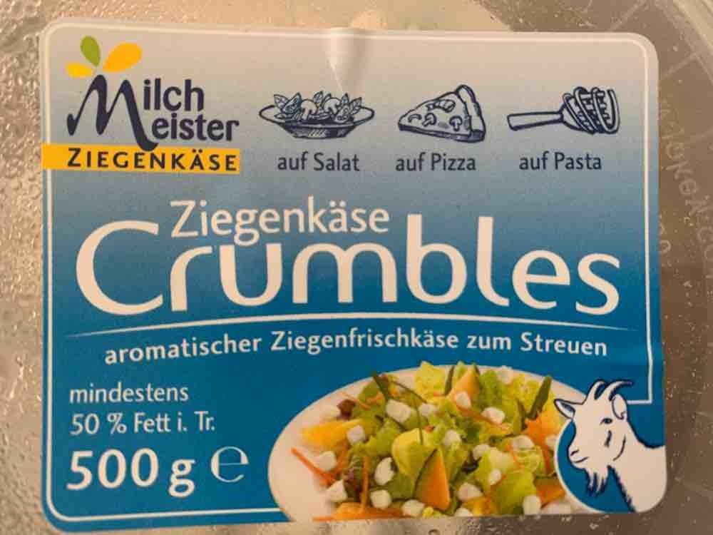 Cheese Crumbles, Ziegenkäse Krümel Natur von abaris | Hochgeladen von: abaris
