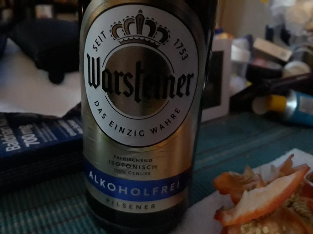 Warsteiner alkoholfrei von schuetzroger556 | Hochgeladen von: schuetzroger556